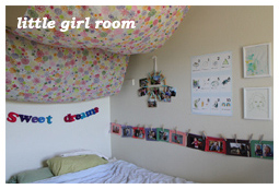 Little Girl Room Make-Over